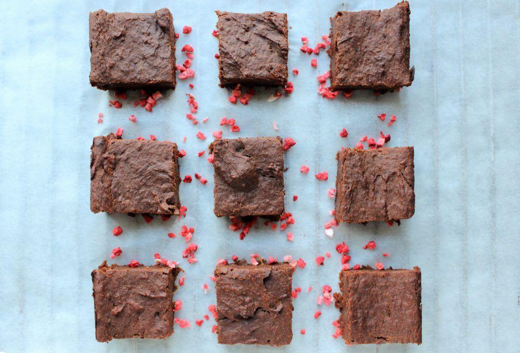Brownies med søde kartofler #1 – Planteparadiset