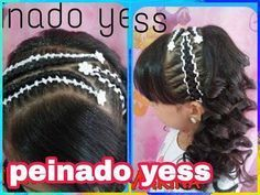 PEINADO PARA GRADUACION./ GRADUATION HAIRSTYLE – YouTube