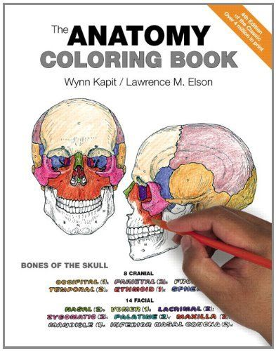The Anatomy Coloring Book (4th Edition) by Wynn Kapit, http://www ...