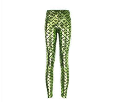Dámské stylové legíny se vzorem zelené – dámské legíny + POŠTOVNÉ ZDARMA Na  tento produkt se 626e13fa0f