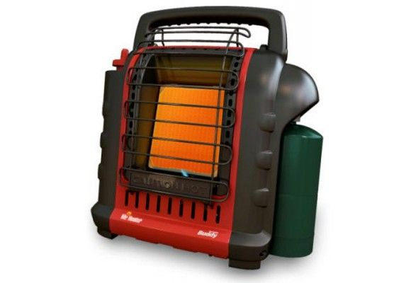 Mr. Heater Portable Buddy MH9BX 9,000 BTU Propane Heater F232000