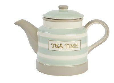 Tea time teapot....