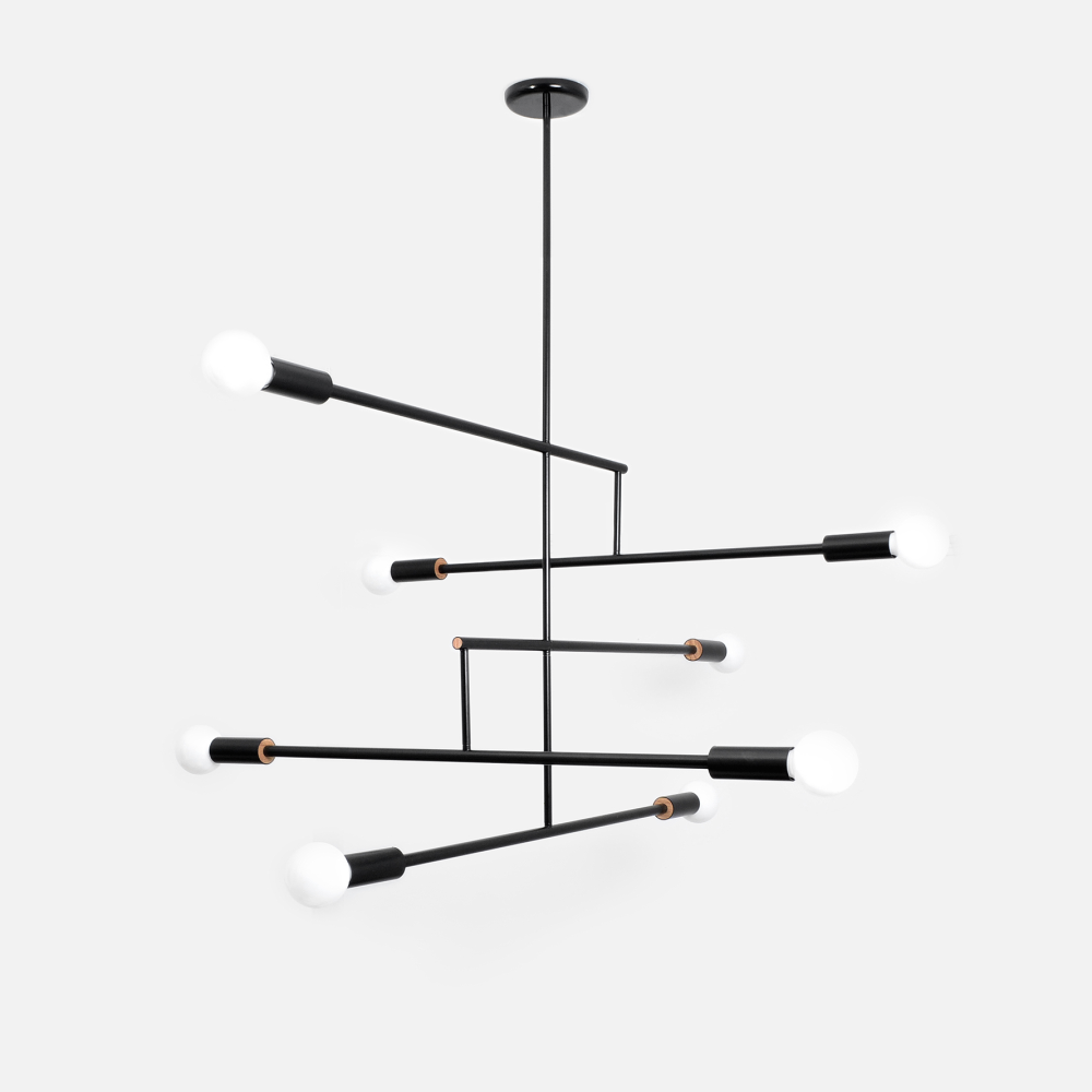 Mobile chandelier 5 arms by andrew neyer furniture pinterest mobile chandelier 5 arms by andrew neyer aloadofball Gallery