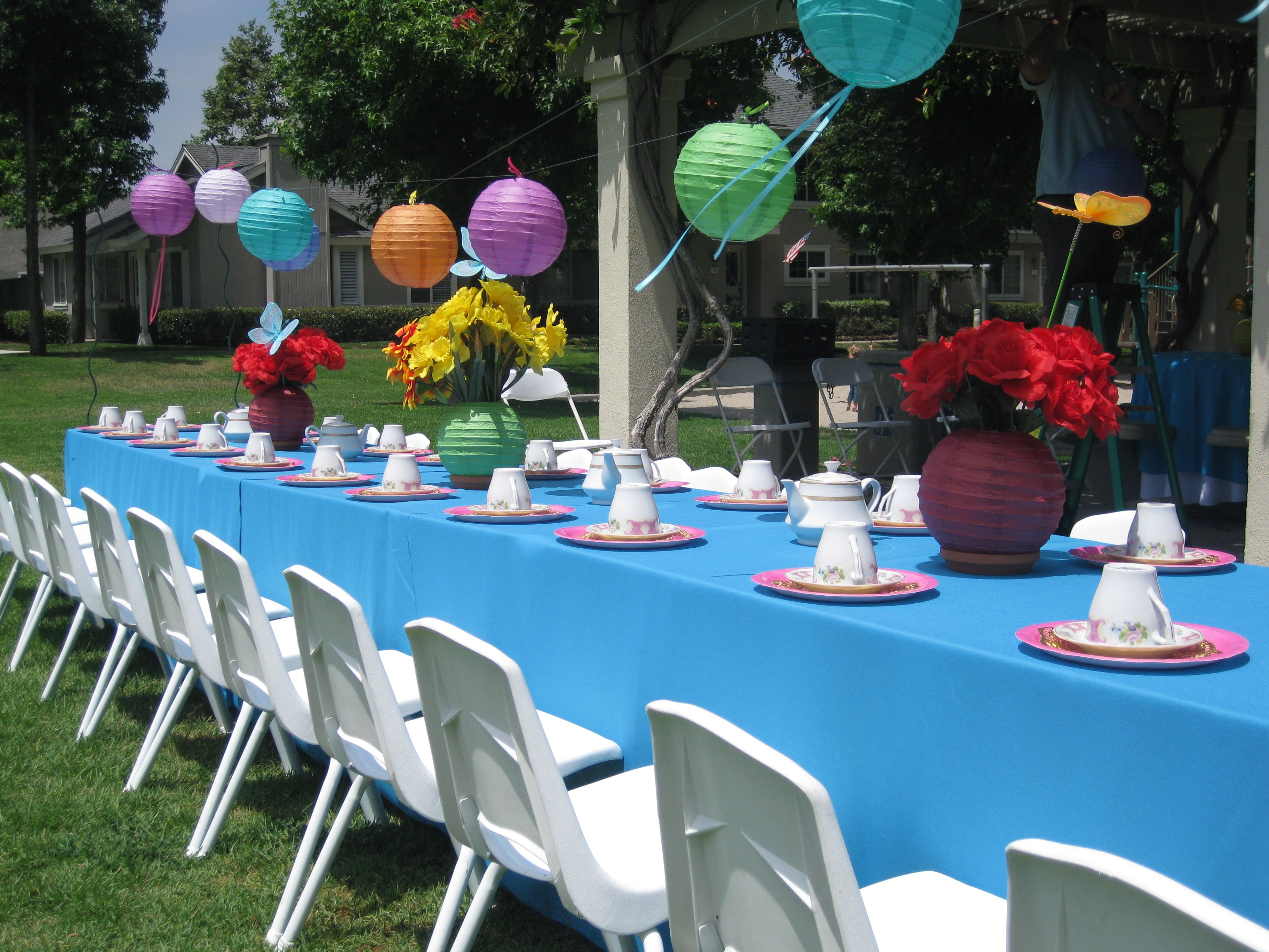 Stupendous Alice In Wonderland Tea Party Kids Sized Tables And Chairs Caraccident5 Cool Chair Designs And Ideas Caraccident5Info