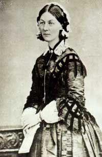 Florence Nightingale-considered first nurse
