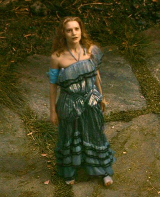Blue Dress For Alice In Wonderland Costume