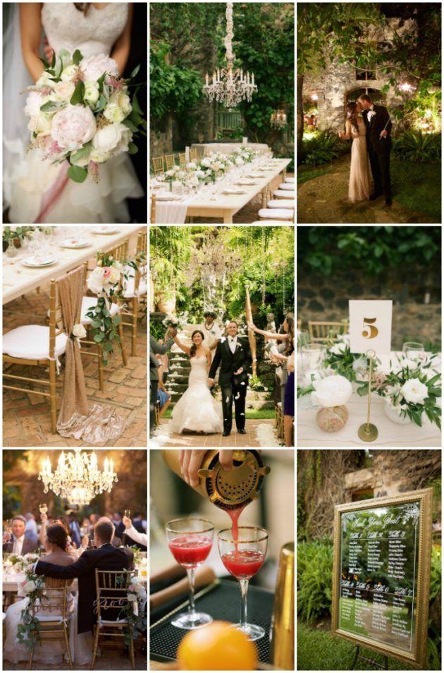 Romantic Destination Wedding In Hawaii With Breathtaking Decor