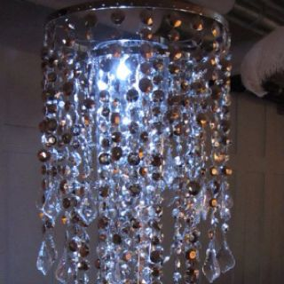 Table Top Chandelier Fits Over A Tall Vase Tabletop Chandeliers