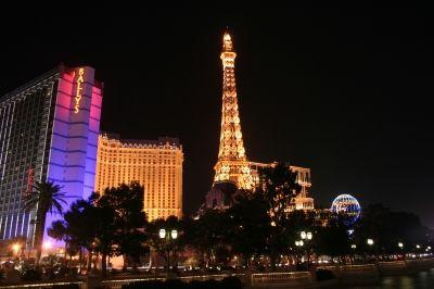meilleurs voyages pour retraités - Las Vegas