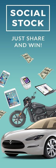 Win #Apple devices, #HarleyDavidson Street or even #Tesla Model S for Helping Your Friends to Create Websites!  Go Ahead - Get Your Promo Code Today: http://www.templatemonster.com/social/?utm_source=pinterest&utm_medium=pin&utm_campaign=SSpinterest2