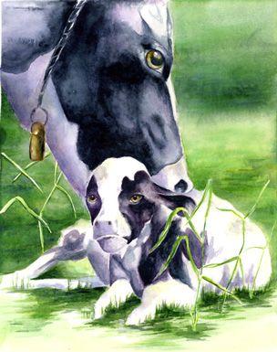 Diana D Dunn.     Watercolor