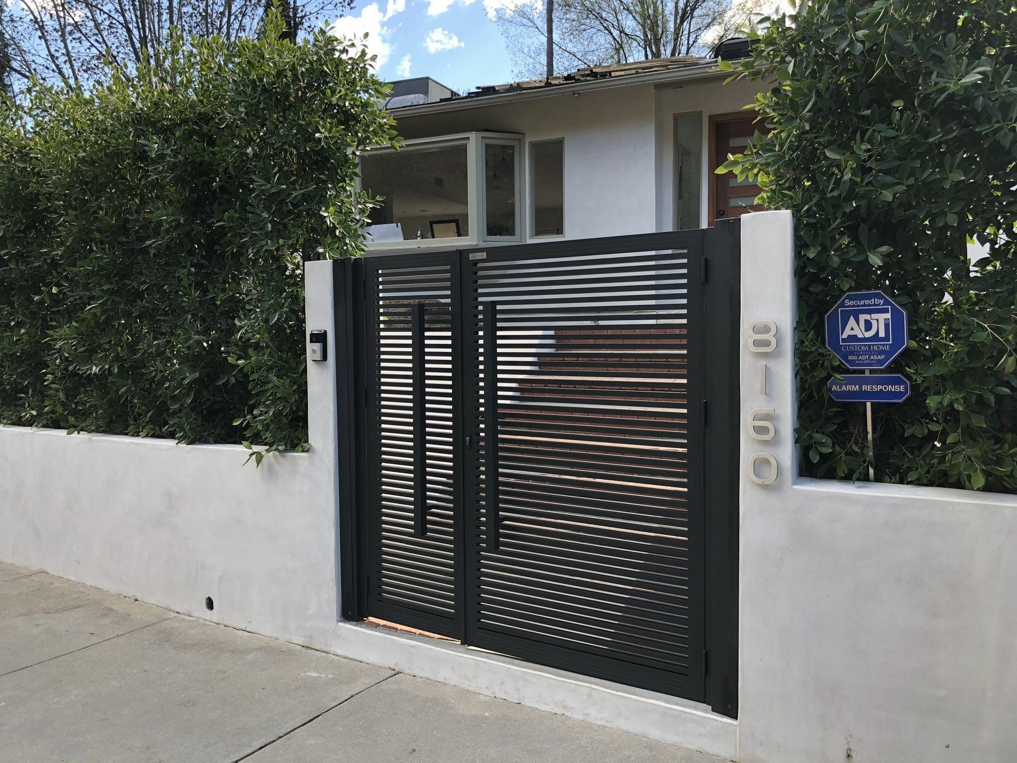 Aluminum Gates Aluminium Gates Outdoor Gate Gate