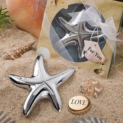 50 Beach Starfish Bottle Opener Wedding Bridal Shower Favors | eBay