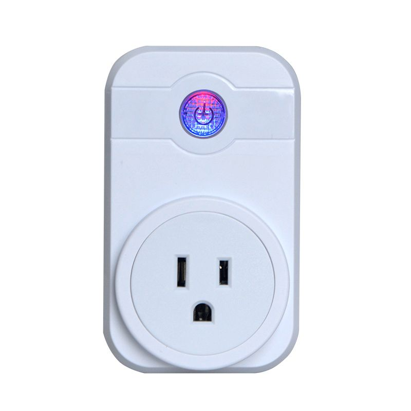 NEW Intelligent WIFI Smart Conversion Socket Home Automation Power ...