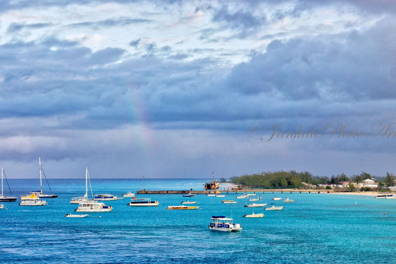 Grand Turks And Caicos Island Caribbean Island Photo Tropical Beach Decor Landscape Photography Canvas Wrap Thin Metal Print Nautical Caribbean Islands Romantic Beach Photos Island Vacation