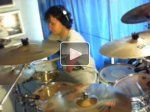 Inspirational guy without arms owns the drums(video)