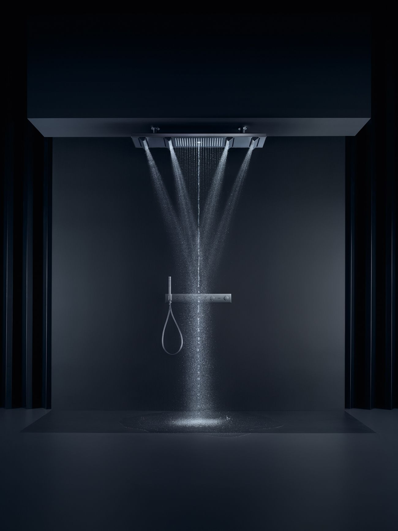 AXOR ShowerHeaven 1200 / 300 4jet | Bathroom | Pinterest