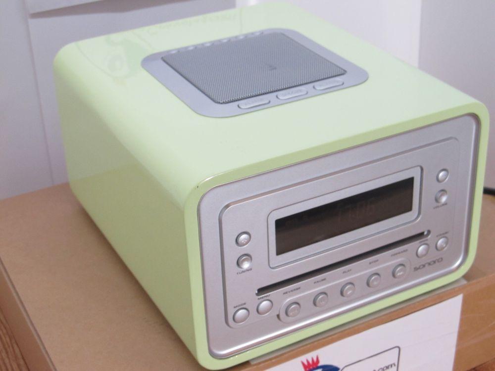 Sonoro Am / FM CD player German Made #Sonoro | Cravetag com