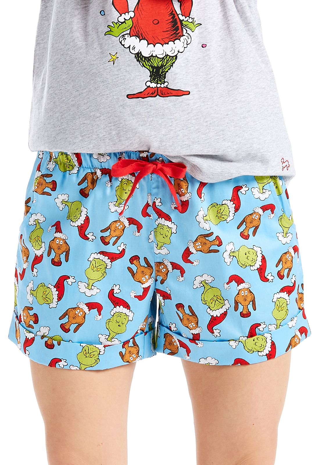 Image for The Grinch Boyshort from Peter Alexander