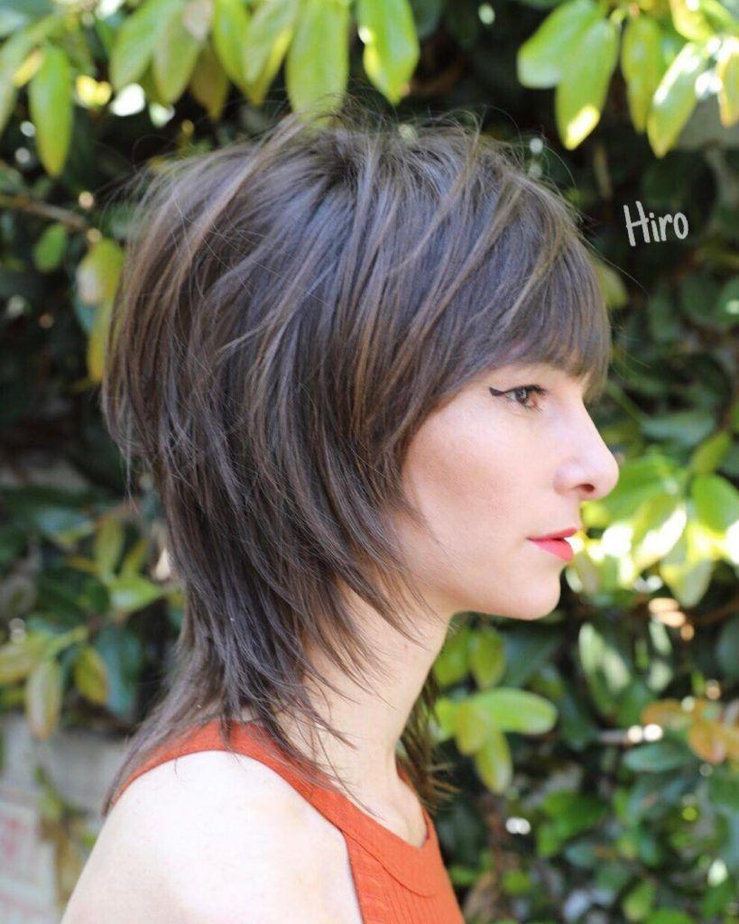 14++ Short messy hair woman inspirations