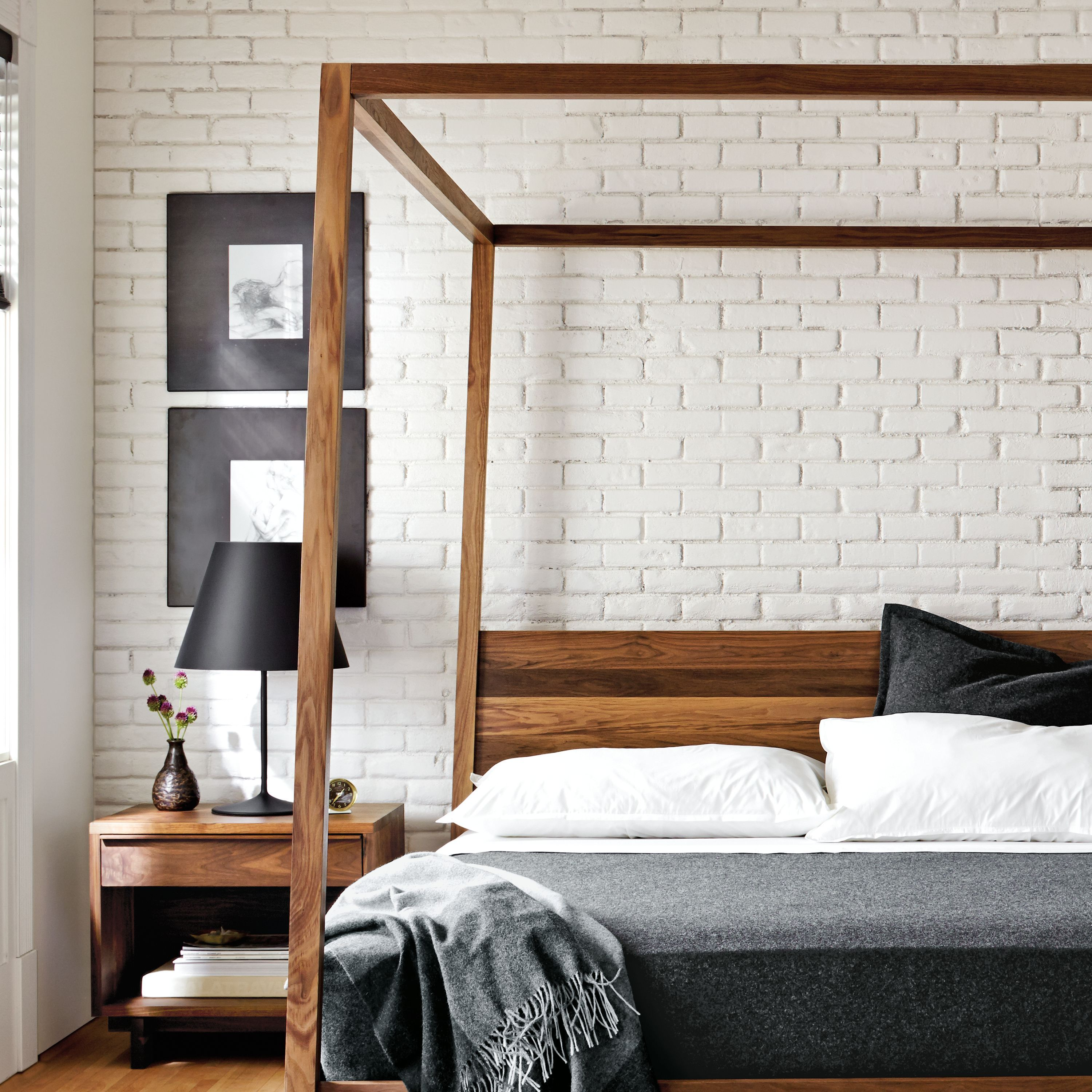 Manhattan Frame Sets In Natural Steel Products Bedroom Master