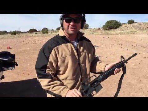 Colt AR-15A2 Gov't Model R6550 Pre-ban