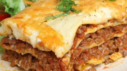طريقة عمل اللازانيا باللحم Recipe Easy Camping Meals Pasta Dishes Recipes