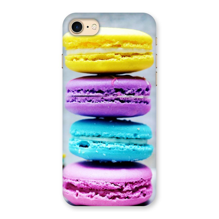 Colourful Whoopie Pies Back Case for iPhone 7 CoversCart