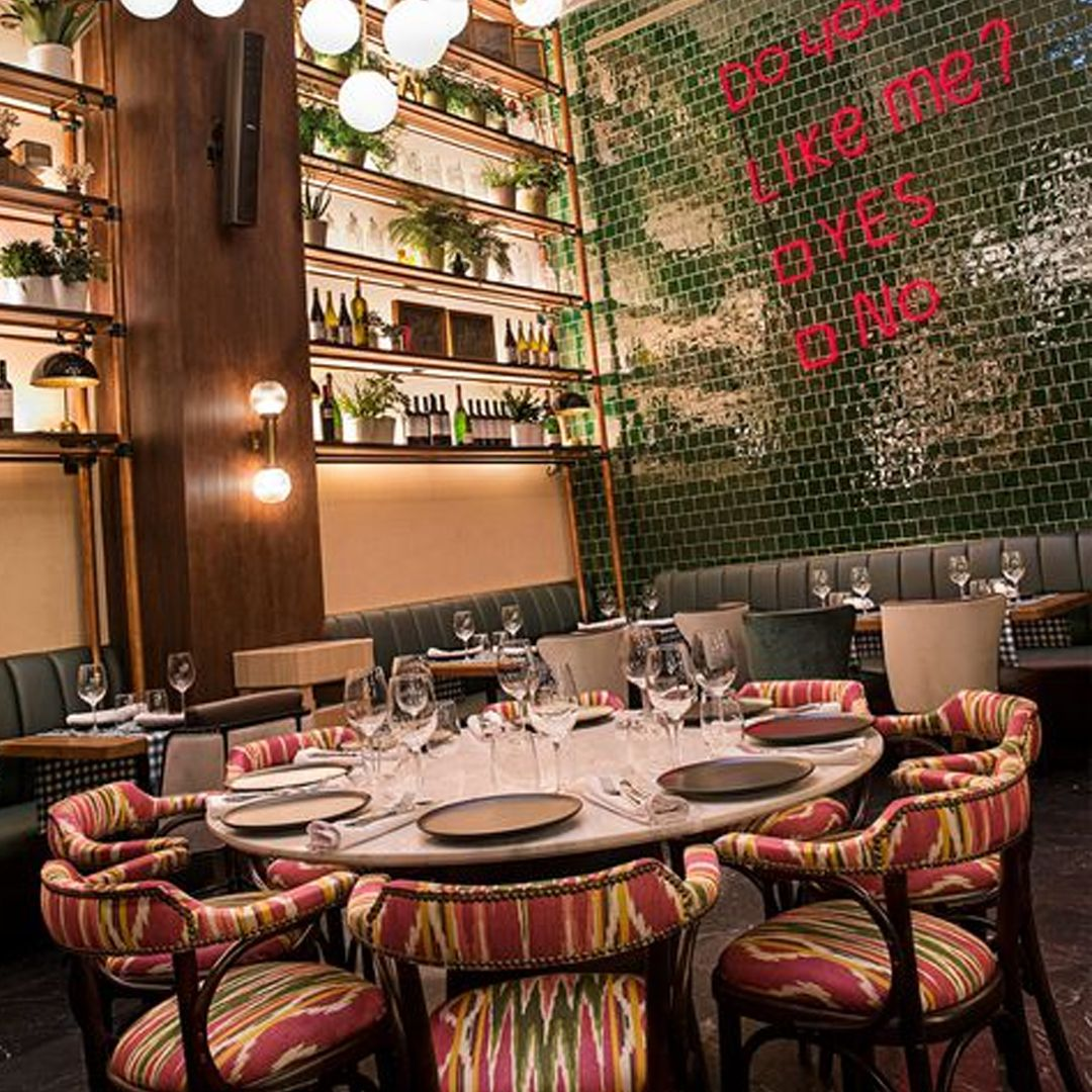 Collection Todra Restaurantdesign Restaurantesmadrid Textiles