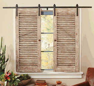10 Ways to Recycle Old Shutters | How To Build It