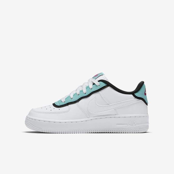 Air Force 1 LV8 1 DBL Big Kids' Shoe in 2019 | Products