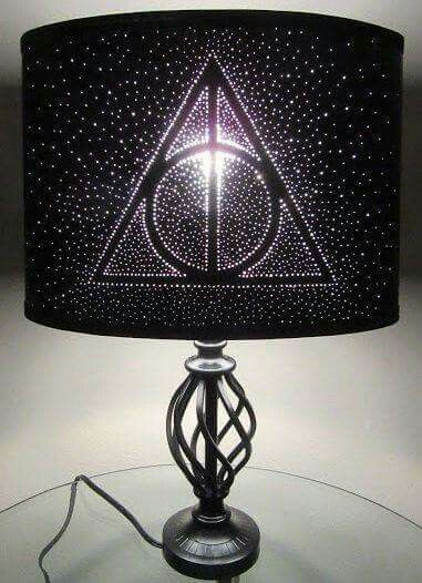 Deathly Hallows Lamp Shade Epic All Things Potter