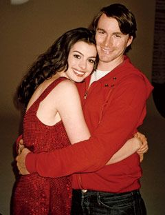 Anne Hathaway Brother Michael