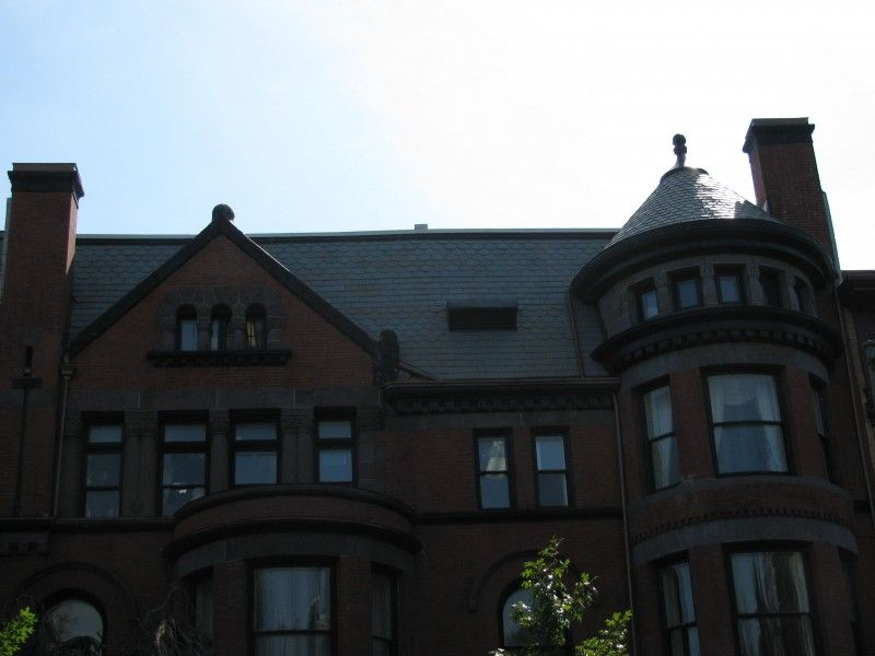 Good Check Out The Excellent Slate Roof Job Maggio Roofing Did On This Historic  DC Home!