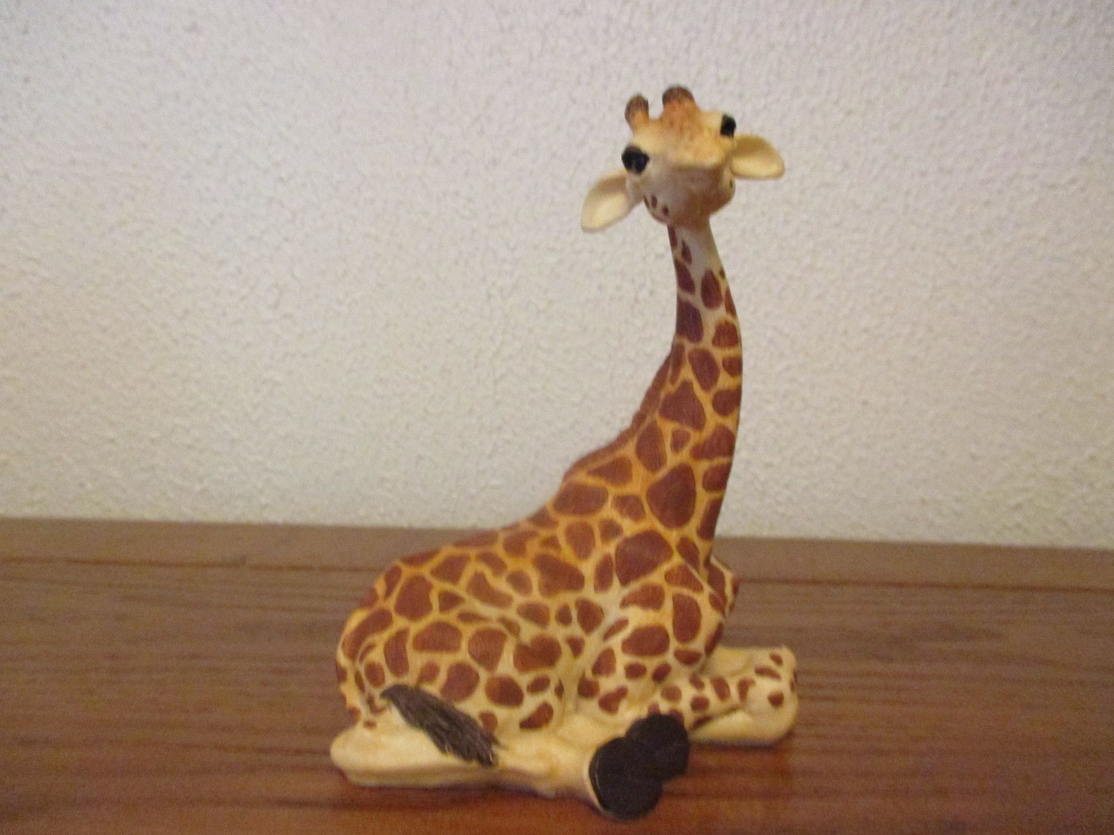 Marty Sculptures The Herd Pansy Giraffe Figurine #3305