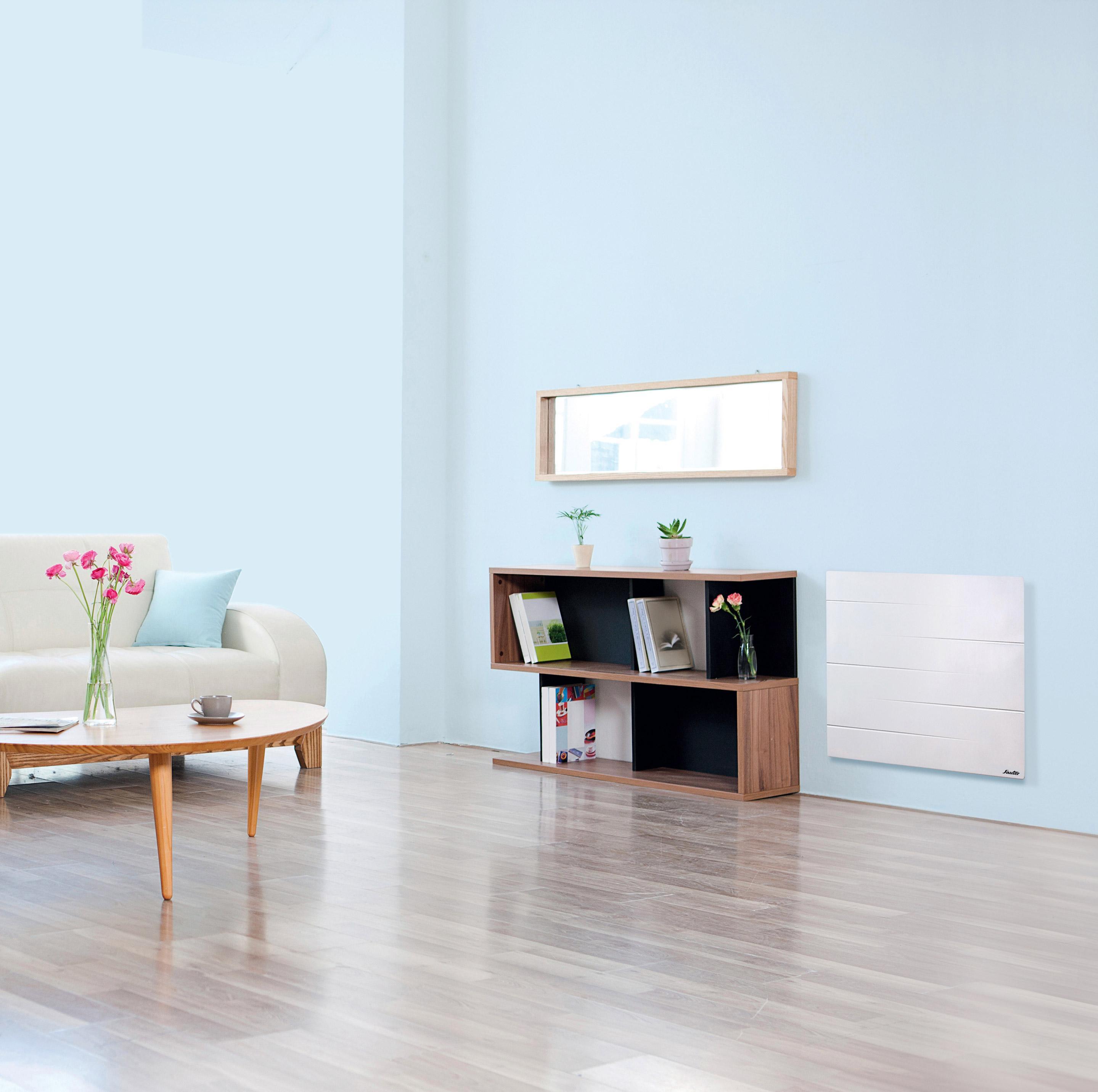 Radiateur Electrique Connecte A Double Systeme Chauffant Sauter Malao 1000 W Deco Maison Interieur Decoration Maison Et Deco Maison