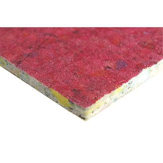 carpet underlay screwfix. tredaire softwalk polyurethane foam carpet underlay 9mm 15.07m² red | screwfix.com screwfix