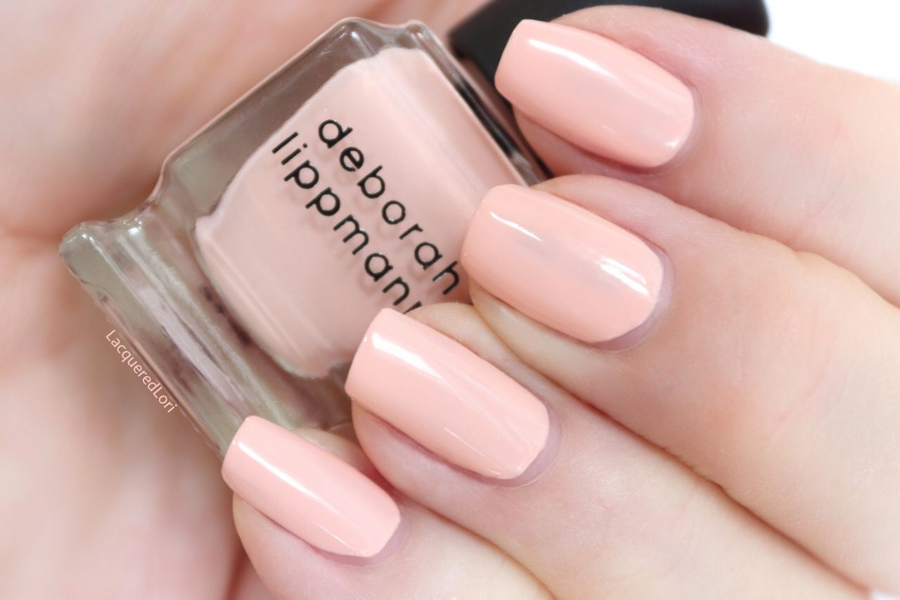 "Deborah Lippmann Undressed Collection goes ""au naturale"" 