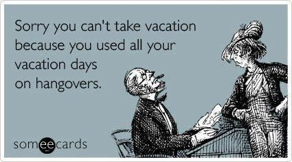 e hangovers Funny cards about
