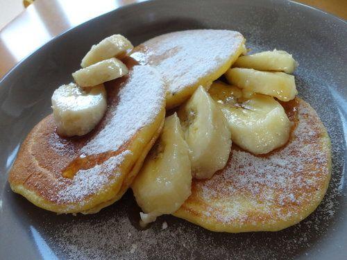 世界一の朝食を自宅で!「bills」のリコッタパンケーキの作り方 | nanapi [ナナピ]
