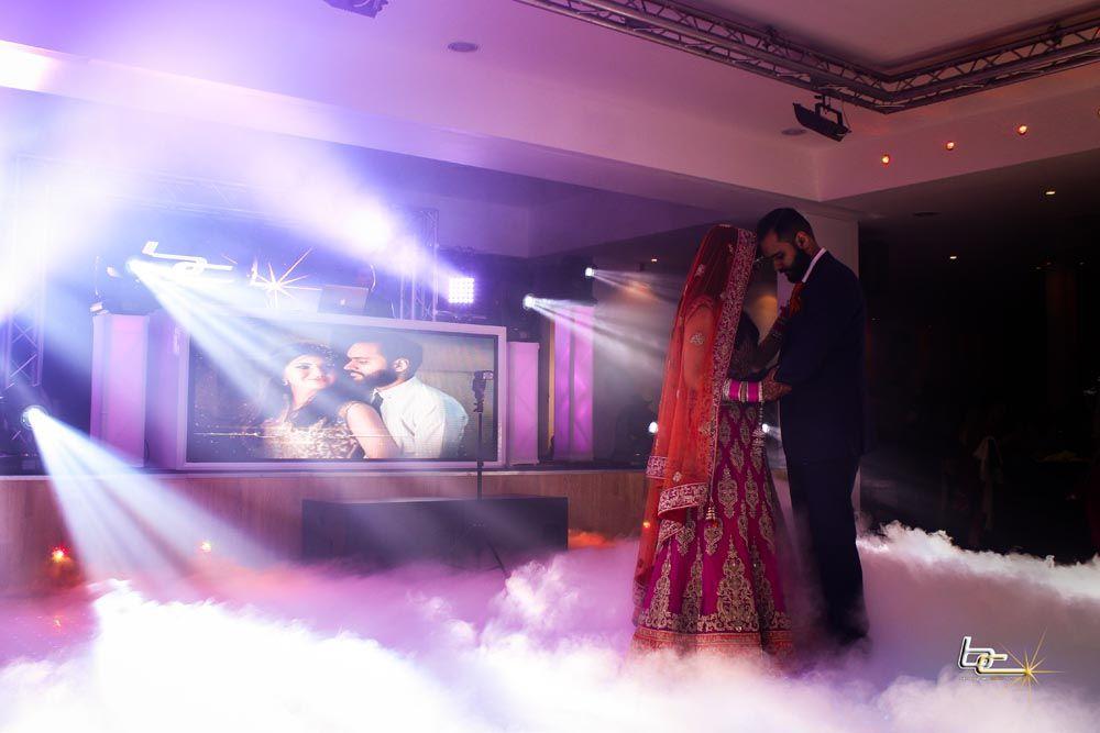 Light Up Asian Wedding With Birmingham Crew Djs Events Hire Now