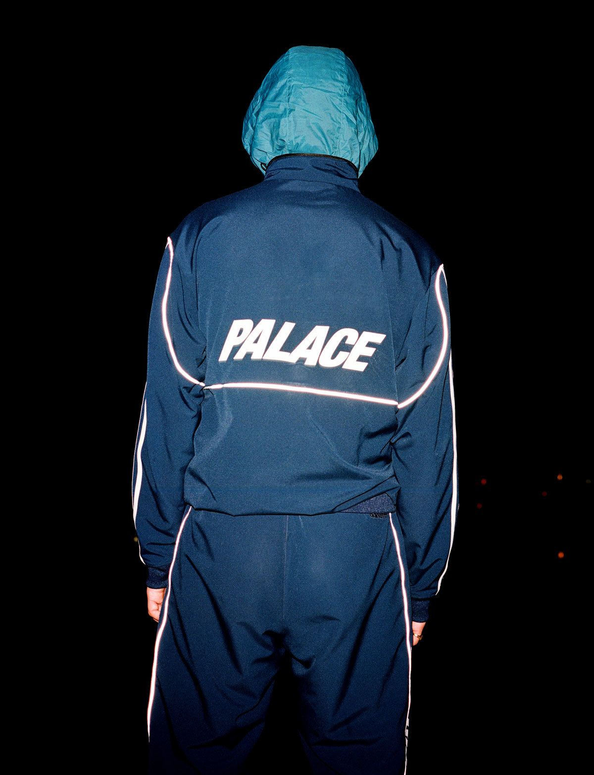 exclusive: palace and adidas launch new collection | Half
