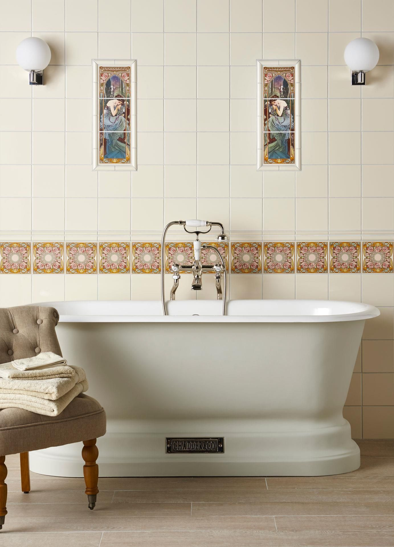 Decorative Tile Panels Image Result For Decorative Tile Panel Bathroom  Bathroom  Pinterest