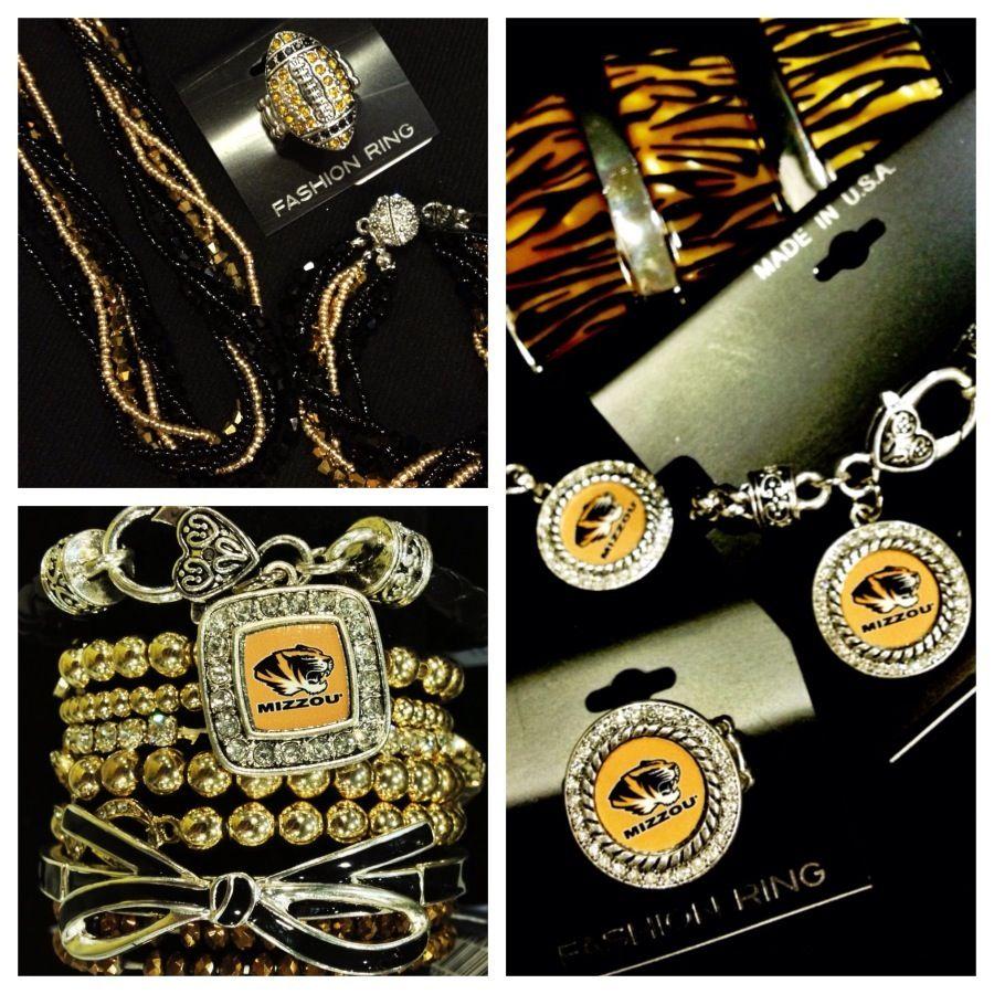 Mizzou Football Special Buy a Mizzou necklace and