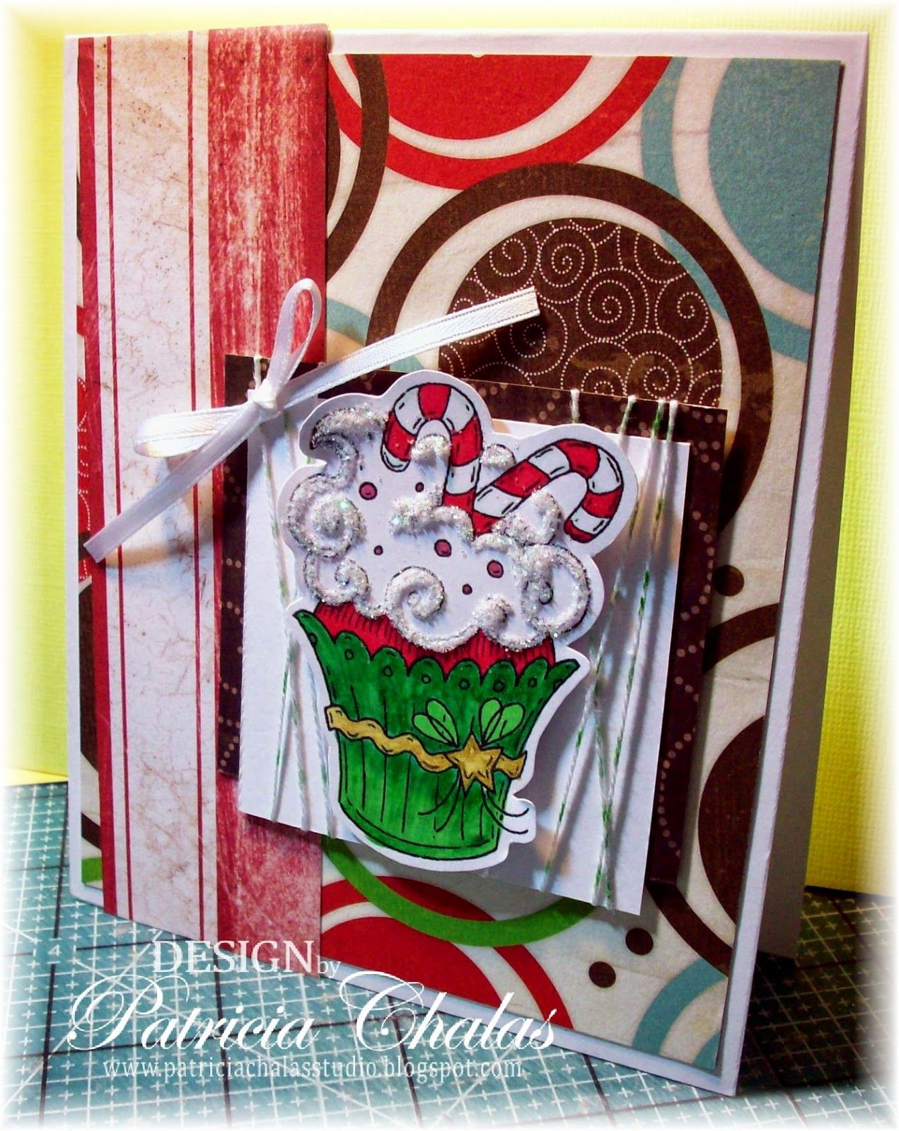 Christmas Stampin' All Year Long Challenge #3 ...