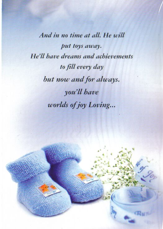 Baby Quote A Baby Is A Blessing Description From