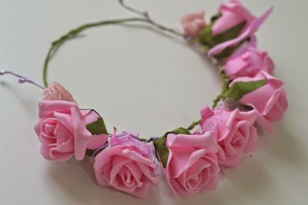 Pin By Mohamed Atef On ورود Floral Wreath My Flower Jewelry