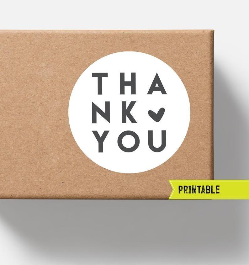 Printable Thank You Stickers, Shipping Stickers, Small Business Stickers, Package Stickers, Package Labels, Poshmark Thank You Stickers#business #labels #package #poshmark #printable #shipping #small #stickers