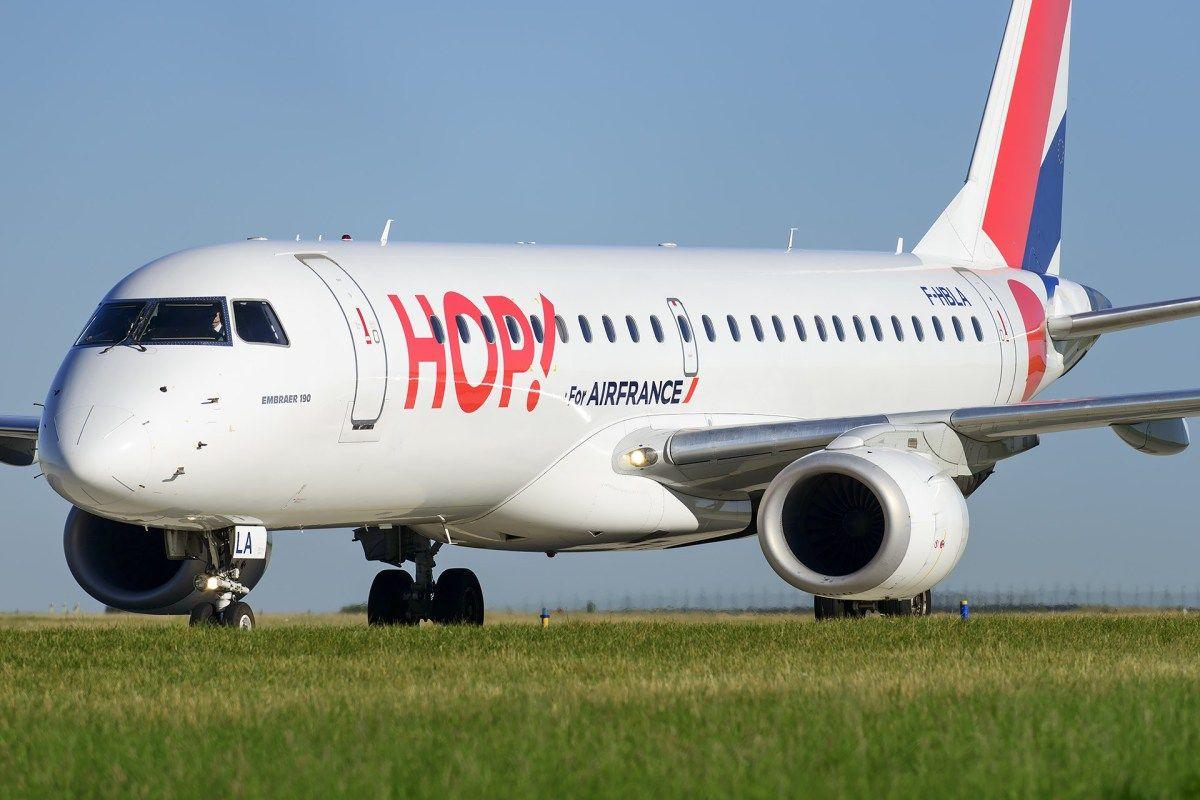 HOP! Air France prolonge l'été avec des promotions entre