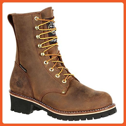 422e2750c8c Georgia GB00065 Mid Calf Boot, Brown, 8.5 M US - Outdoor shoes for ...